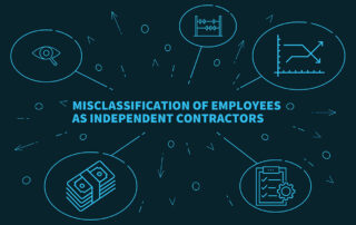 AB5 Misclassification of Employees as Independent Contractors